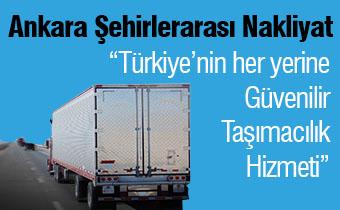 Ankara Şehirlerarası Nakliyat